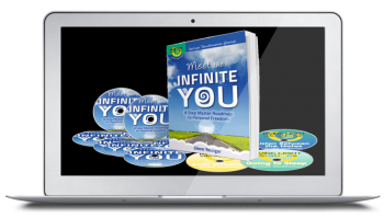 Enlightertainment with Glenn Younger, Inner Critic on permanent vacation with the power of Divine Light Vibrations, spiritual transformation MEET THE INFINITE YOU online course
