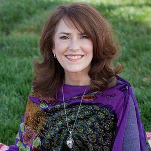 Divine Light Vibrations, Glenn Younger, author & Spiritual coach purple