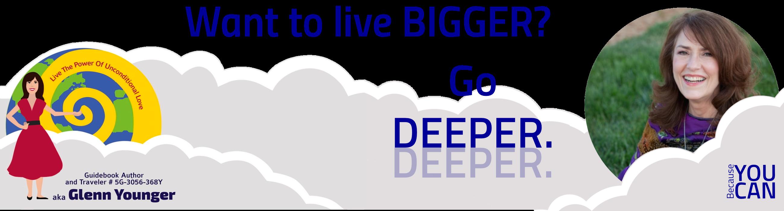Divine Light Vibrations with Glenn Younger header2, spiritual books, spiritual coaching, spiritual transformation