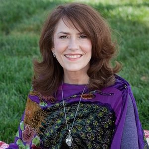 Divine Light Vibrations, Enlightertainment with Glenn Younger, author & Spiritual coach purple