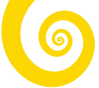 spiral from logo of Enlightertainment with Glenn Younger on DivineLightVibrations.com