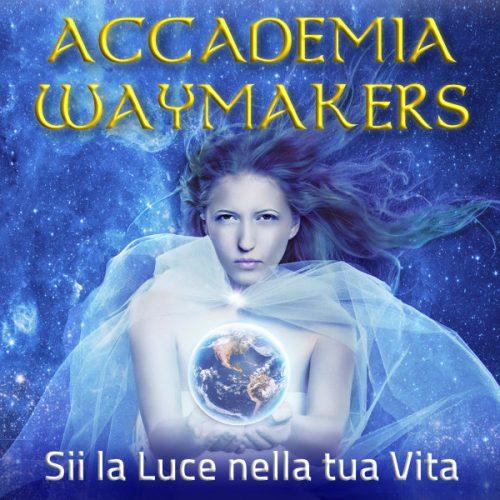Accademia Waymakers corsi online per trasformazione spirituale, enlightertainment, critico interiore