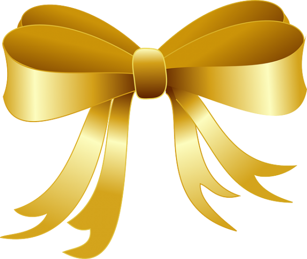 Free Holiday Gifts bow for enlightertainment with Glenn Younger article on DivineLightVibrations.com