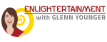Enlightertainment with Glenn Younger author on DivineLightVibrations.com logo; books; meditations; online courses; coaching; spiritual awakening; alchemy of Unconditional Love, for Self-Explorers, Spiritual Alchemists, and New Thought Leaders